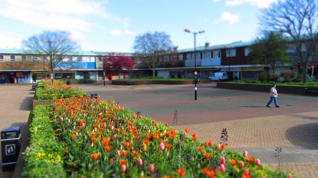 Hatfield Town Centre